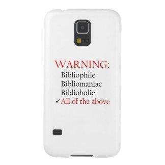 Aviso de Biblio Funda Para Galaxy S5