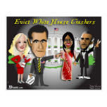Aviso del desahucio de Romney Tarjetas Postales
