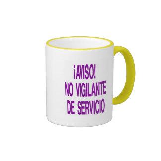 aviso ringer mug