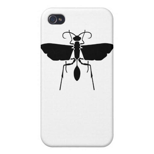 Avispa iPhone 4/4S Funda