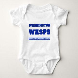 Avispas de Washington Body Para Bebé