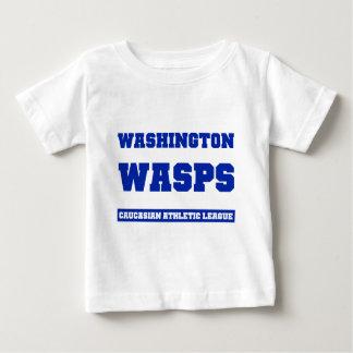 Avispas de Washington Playera De Bebé