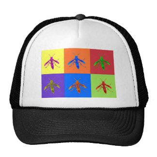 Avispas del arco iris gorra
