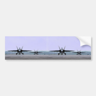 Avispón estupendo F-18 Pegatina Para Auto
