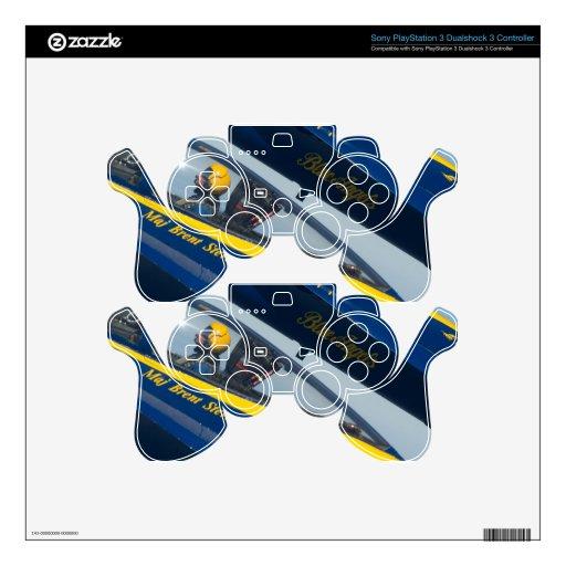 Avispón F-18 Skins Para Mandos PS3