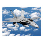 Avispón F/A-18 Postal