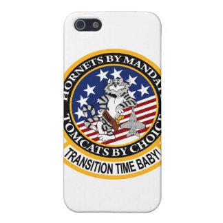 Avispones por el mandato Tomcat por el caso bien e iPhone 5 Fundas