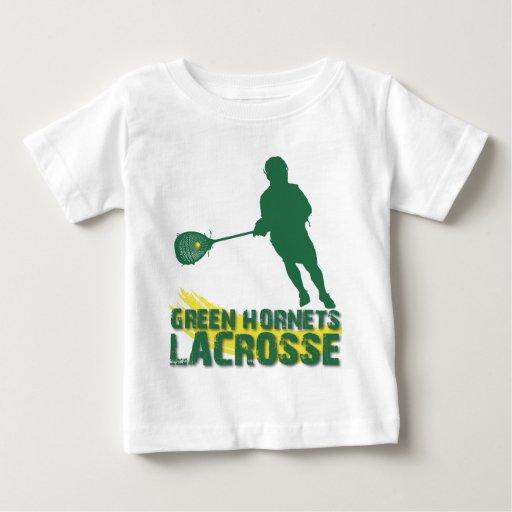 Avispones verdes LaCrosse Playera