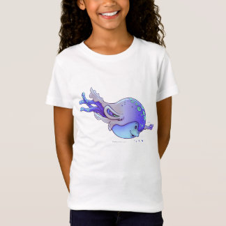 AVISSE CUTE MONSTER ALIEN  Bella+Canvas T-Shirt