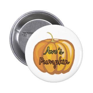 Avo's Pumpkin Button