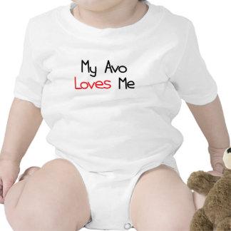 Avo Loves Me T Shirts