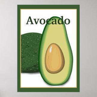 Avocado 20x28 Poster
