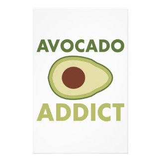 Avocado Addict Stationery