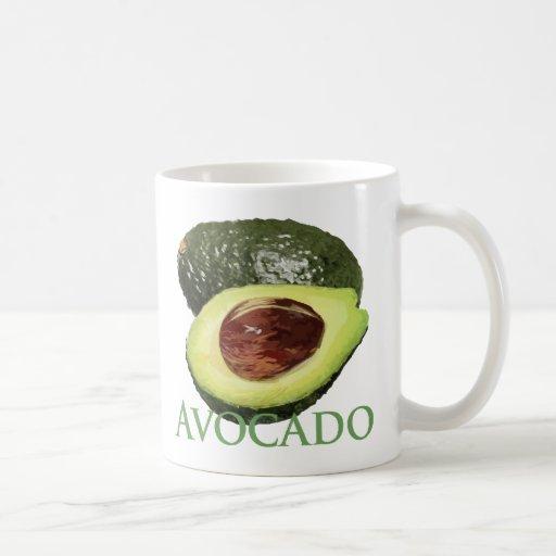 Avocado and Half Coffee Mug