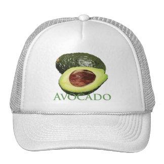 Avocado and Half Trucker Hat