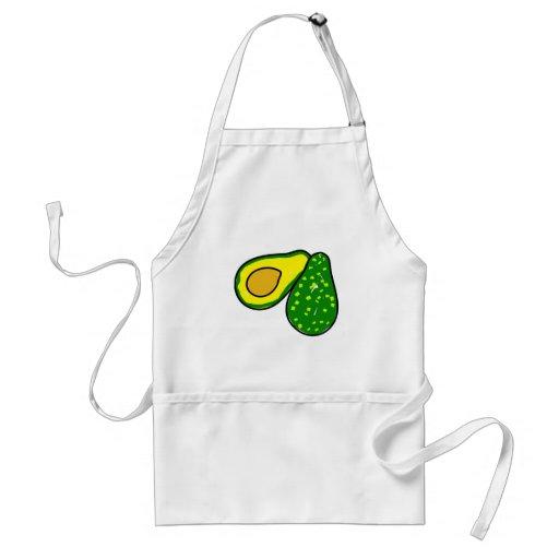 avocado apron