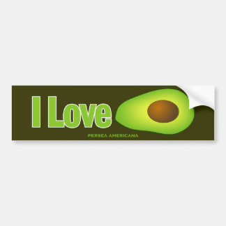 Avocado Bumper Stickers