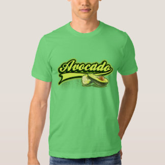Avocado Curly T-shirts