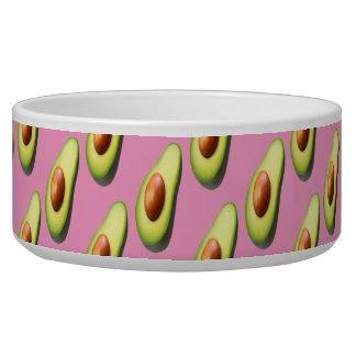 """Avocado"" Dog Bowl"