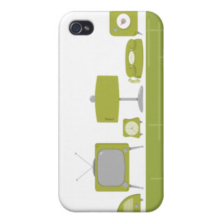 Avocado Electronics line iPhone 4 Cover