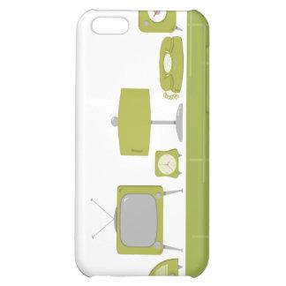 Avocado Electronics line iPhone 5C Cover