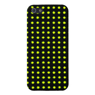 Avocado green Led light Covers For iPhone 5