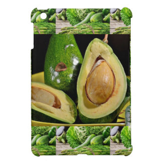 AVOCADO healthy foods ingredient sauces chutney iPad Mini Cover
