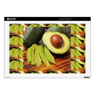 AVOCADO healthy foods ingredient sauces chutney Laptop Decals