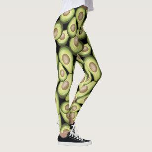 326208f37fcf8 Women's Avocado Green Leggings | Zazzle