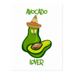 Avocado Lover Postcard