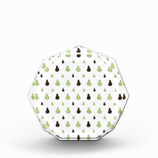 Avocado Pattern Award