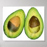 avocado poster