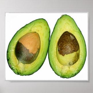 avocado posters