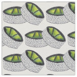 Avocado Roll Japanese Maki Sushi Foodie Fabric