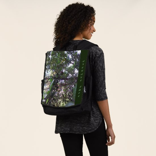 Avocado Tree Backpack