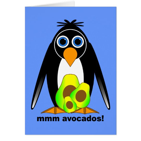 avocados card
