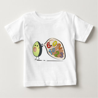 avocados numbers shirt