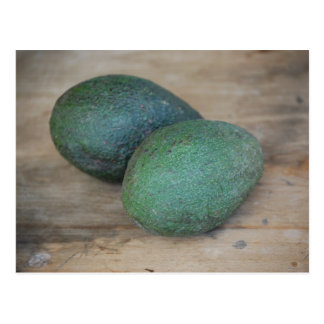 Avocados Postcard