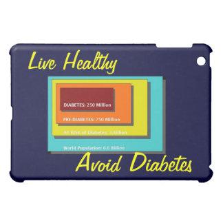 Avoid Diabetes Case iPad Mini Covers