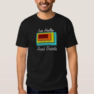 Avoid DIabetes T-shirts