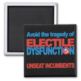 Avoid Electile Dysfunction Magnet