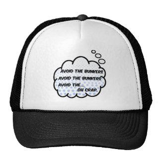 Avoid the Bunkers Trucker Hat
