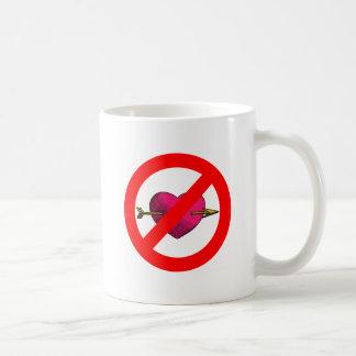 Avoid V-Day Coffee Mug