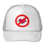 Avoid V-Day Trucker Hat