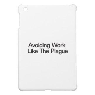 Avoiding Work Like The Plague iPad Mini Cases
