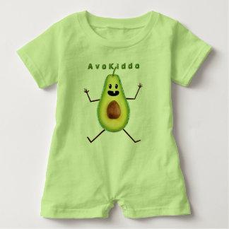 AvoKiddo Romper Infant/Toddler