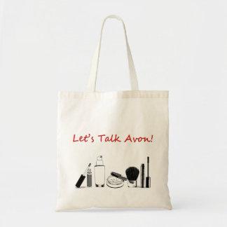 Avon Budget Tote Bag