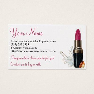 Avon business card zazzle colourmoves