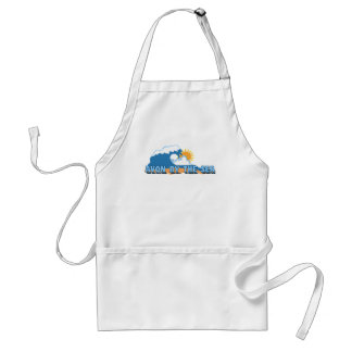 Avon by the Sea. Adult Apron