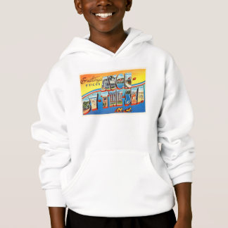 Avon by the Sea New Jersey NJ Vintage Postcard - Hoodie